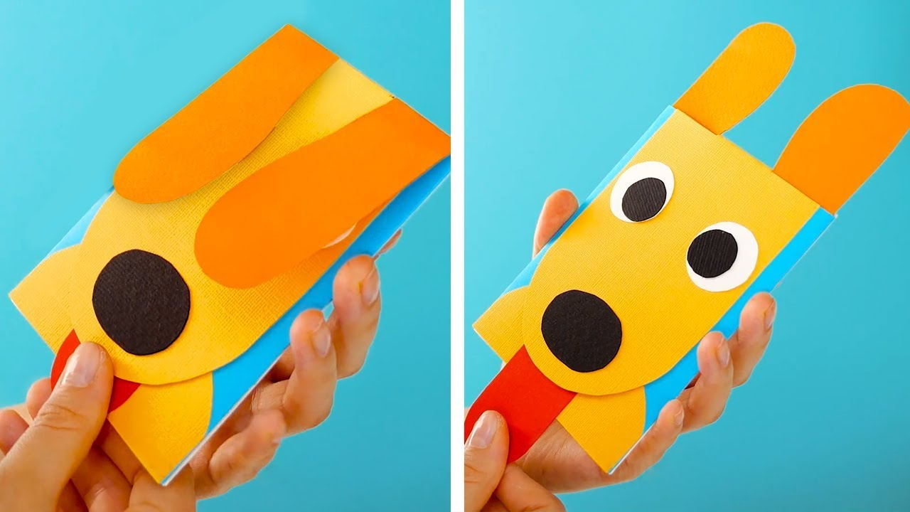 17 FUN AND CUTE PAPER CRAFTS | Smart & Creative Ideas