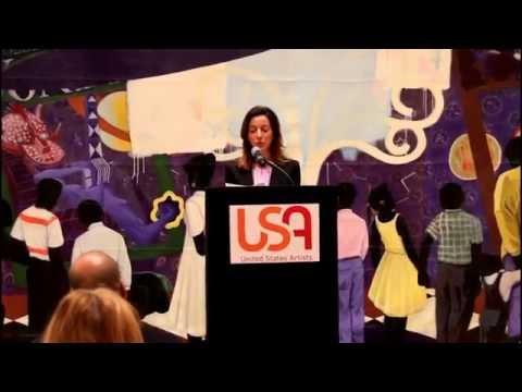 Carolina Garcia Jayaram, CEO of United States Artists [USA