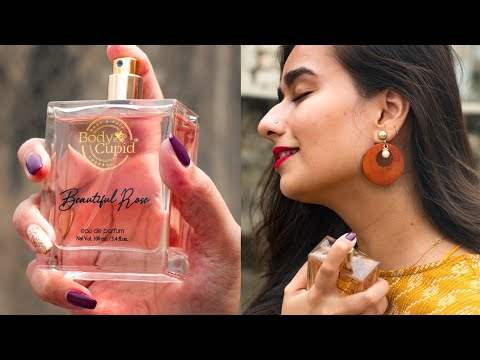 Body Cupid Perfumes Review | New Fragrances For Women