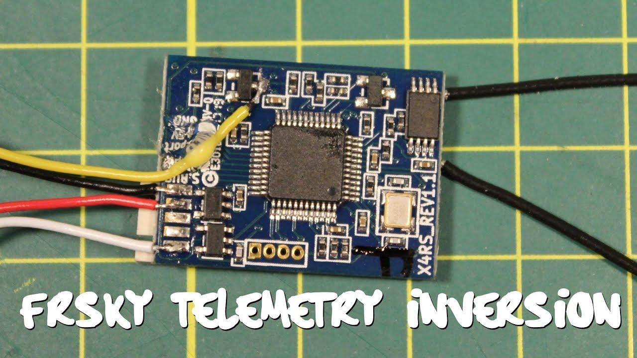 FrSky Telemetry Inversion Hack