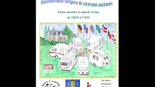 Retro camping Poix de Picardie 2015