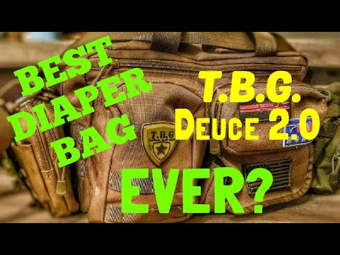 c623e27258fd Tactical Baby Gear Deuce 2.0 Review - YouTube