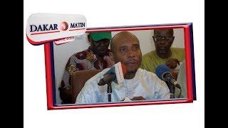 Barthélemy Dias sur la sortie de Macky Sall : Khalifa Sall sera candidat à l'élection présidentiel