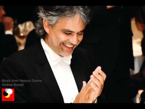 Turandot-Nessun Dorma: Andrea Bocelli