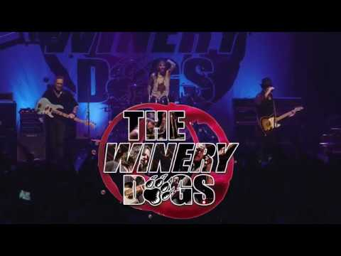 The Winery Dogs DOG YEARS Official Trailer