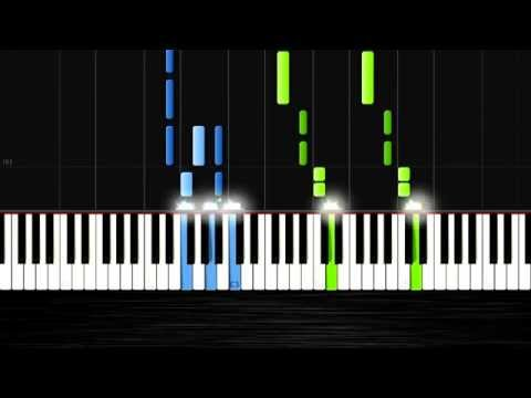 Ariana Grande - Break Free ft. Zedd - Piano Cover/Tutorial by PlutaX - Synthesia