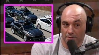 Joe Rogan Reacts to Uber Self Driving Car Death