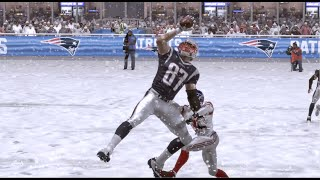 OVER 7 FEET TALL 99 OVERALL GRONK SHUT DOWN IN ONE PLAY! - Madden 16 Ultimate Team Gameplay