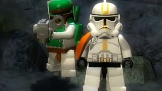 LEGO Star Wars: The Complete Saga - Bounty Hunter Missions 1-10