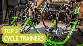 5 Best Cycle Trainers Review