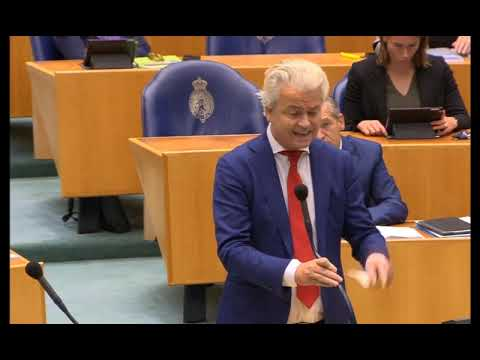 Wilders vs Rutte over de dividendbelasting