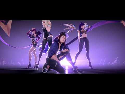 K/DA - POP/STARS (Acapella / Vocals Only)
