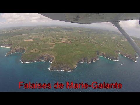 Entre Marie Galante et la Guadeloupe