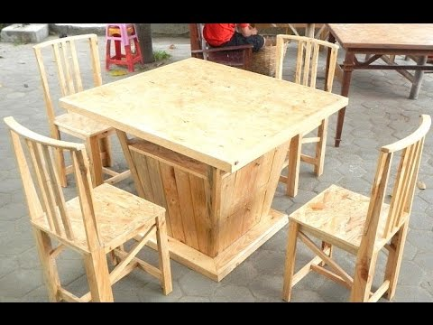You Furniture Pallet Kayu Surabaya