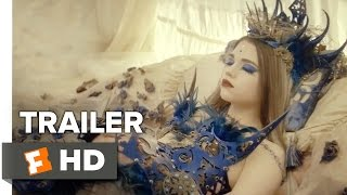 The Curse of Sleeping Beauty Official Trailer 1 (2016) - Ethan Peck, India Eisley Movie HD