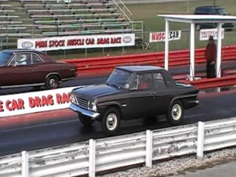 George Krem's 1964 Challenger R3 @ the 2010 PSMCDR