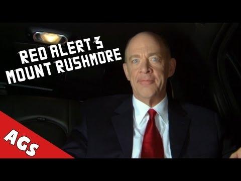 Hora šílenství - Red Alert 3 - Mount Rushmore