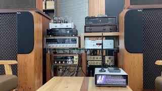 슈광관과 웨스턴 350B 비교 (2) - 슈광관 청음