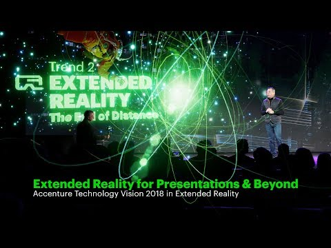 Extended Reality for Presentations & Beyond