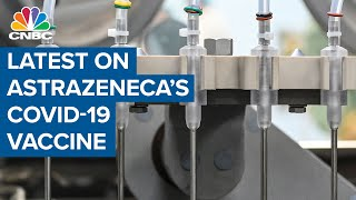 AstraZeneca executive explains positive Covid-19 vaccine results