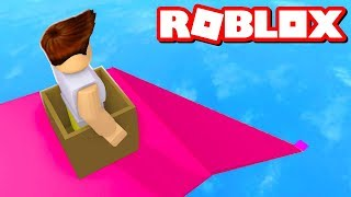 GIANT SLIDE on ROBLOX!!!