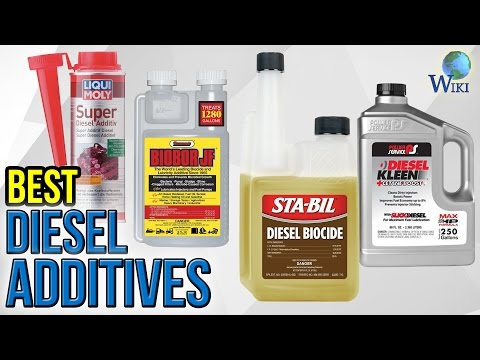 10 Best Diesel Additives 2017 - YouTube