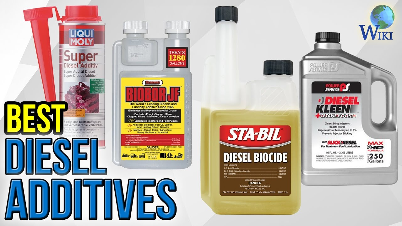 Best Fuel Additive >> 10 Best Diesel Additives 2017 - YouTube