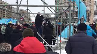 Михомайдан подходит к концу. На Майдане разбирают все металлические конструкции | Страна.ua