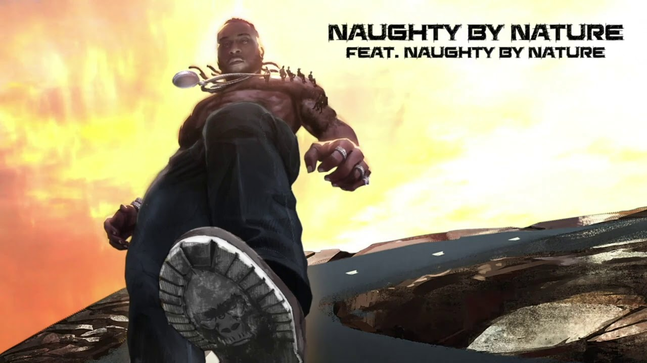 Burna Boy - Naughty By Nature (feat. Naughty By Nature) [Official Audio]
