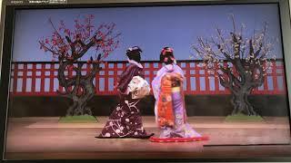 女車引 歌舞伎 日本舞踊