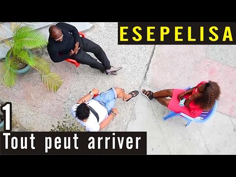 Tout peut arriver VOL 1 - Theatre Esepelisa 2016 - Doutshe Kapanga - Feux de l'Amour - Esepelisa