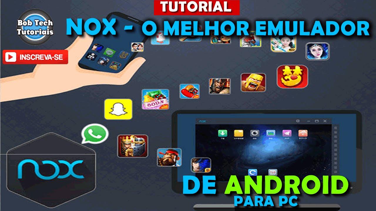 Nox emulador de android para pc ser que melhor que o nox emulador de android para pc ser que melhor que o bluestacks youtube stopboris Choice Image