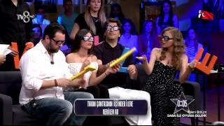 Saba ile Oyuna Geldik - Diz Beni Oyunu (1.Sezon 18.Bölüm)