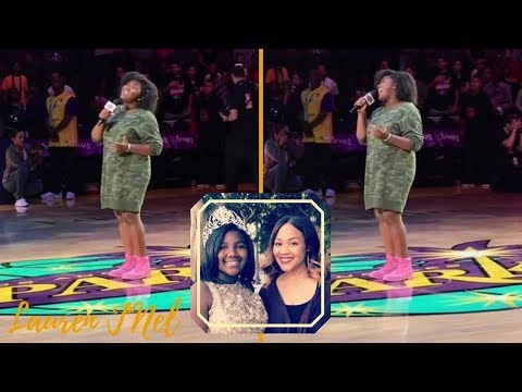 Just Like Mom! Erica Campbell's Daughter...