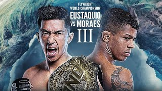 Geje Eustaquio vs. Adriano Moraes Headlines ONE: HERO'S ASCENT | The Best Of ONE Championship