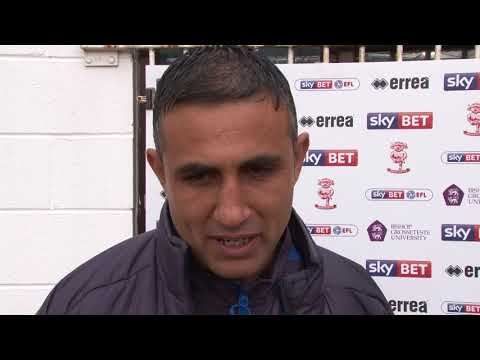 Jack Lester Post Lincoln City
