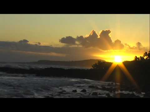 Kauai Sunset Relaxation