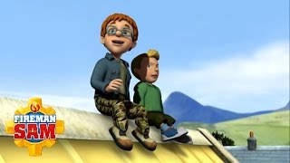 Fireman Sam Official: The View for the Rooftop Rescue
