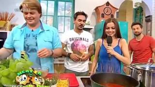 Theo Rose - Neatza cu Razvan si Dani  -Antena 1 -  Interviu
