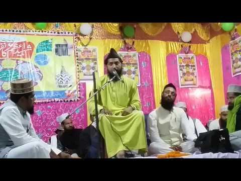 MOULANA NOMAN AKHTAR FAIQ JAMALI sahab New Bayan..SAHID-E-AZAM CONFERENCE.. (jalsha jharkhand ) 2016