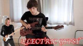 Andy Timmons - Electric Gypsy | Guitar Cover (Picks N Sticks)