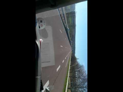 Driving near Marseille