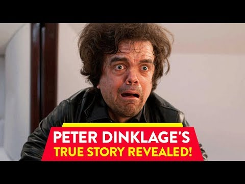 Unknown Sides Of Peter Dinklage Life |⭐OSSA