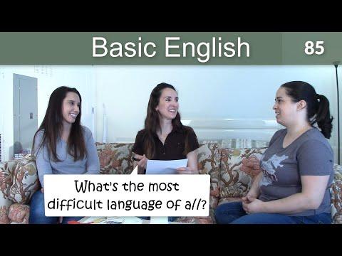 Lesson 85 ????? Basic English with Jennifer: Equatives, Comparatives & Superlatives ??