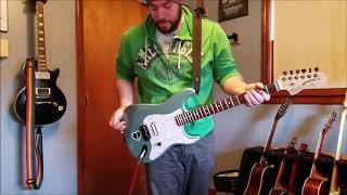 Blink 182 - Online Songs (Guitar Cover)
