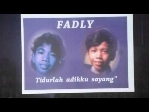FADLY  -  'Tidurlah adikku sayang'