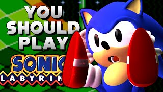 YOU SHOULD PLAY SONIC LABYRINTH - RadicalSoda