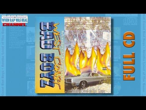 West Coast Bad Boyz Vol.1 - Anotha Level Of The Game [Full Album] Cd Quality