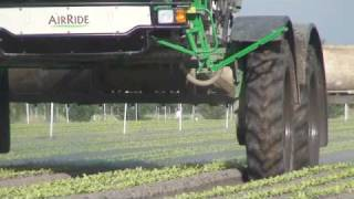 Househam self propelled sprayer