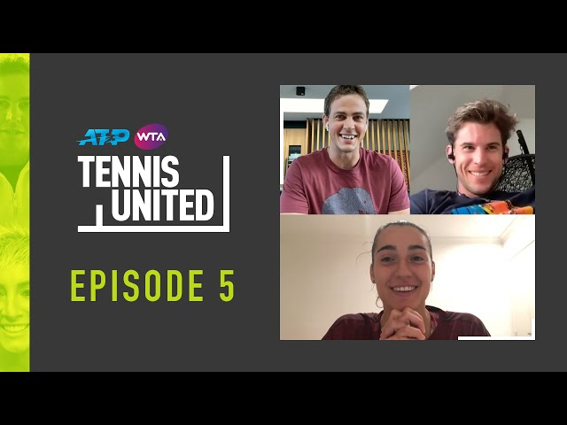 Tennis United | Thiem Takes On Charades
